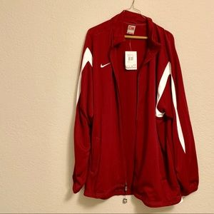 Nike Mens Conquer Game Warm Up Athletic Jacket